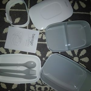 Bentgo bento box set (from recent causebox)
